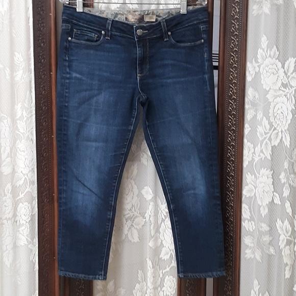 PAIGE Denim - Paige Jeans Rozbury Cropped Ankle Pants